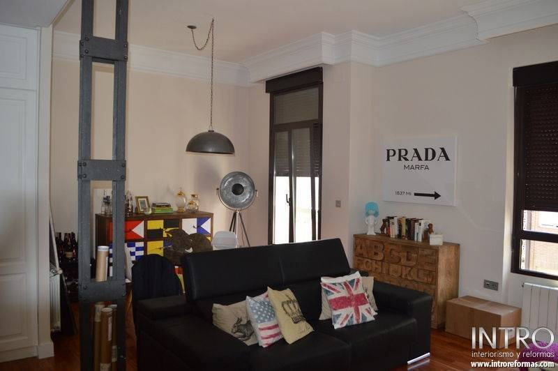 Piso estilo vintage murcia centro introreformas - Decorar piso estilo vintage ...