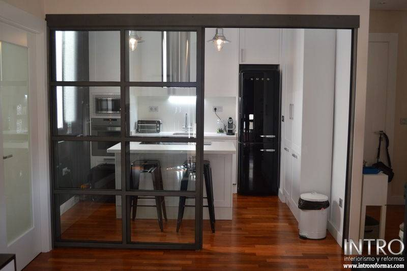 Piso estilo vintage murcia centro trabajos de introreformas - Reformar piso antiguo ...