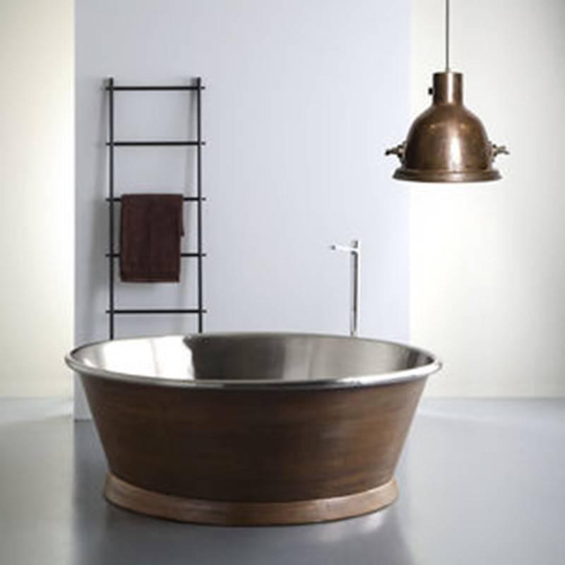 El cobre es el metal de moda en decoración